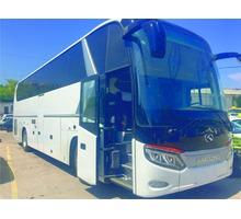Заказать автобус в Крыму: перевозка пассажиров автобусами - Пассажирские перевозки в Севастополе