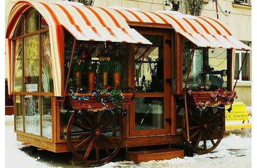 Изготавливаем киоск - карета любой сложности - Строительные работы в Севастополе