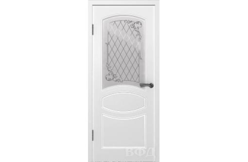 Межкомнатная дверь Родена (эмаль), фото — «Реклама Севастополя»