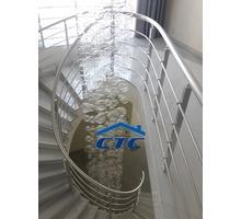Перила алюминиевые недорого в Севастополе - Лестницы в Севастополе