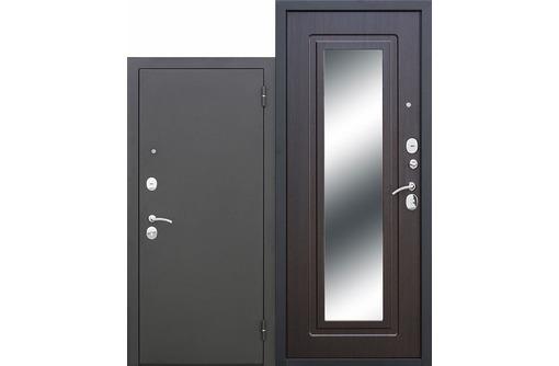 Входная дверь Царское зеркало Муар, фото — «Реклама Севастополя»