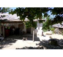 Продам часть дома в с.Тенистое Бахчисарайского района с большим участком - Дома в Бахчисарае