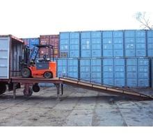 Услуги по обработке и доставке контейнеров и генеральных грузов - Грузовые перевозки в Севастополе