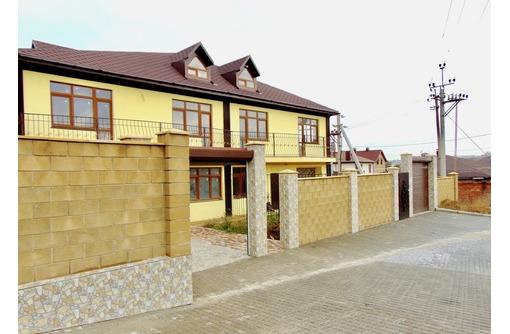 Новый дом, с документами и коммуникациями, ул.Готская - Дома в Севастополе