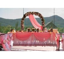 Арка для свадьбы выездная регистрация - Свадьбы, торжества в Симферополе