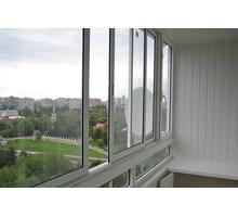 балкон, лоджия пвх установка - Балконы и лоджии в Симферополе