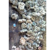 продается аквариумный грунт кварц серого цвета 2-6 мм - Аквариумные рыбки в Крыму