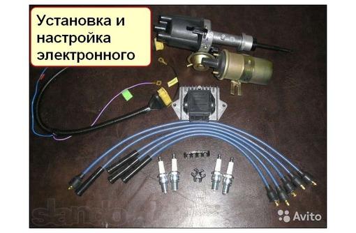 Установка и регулировка электронного зажигания ВАЗ, фото — «Реклама Севастополя»