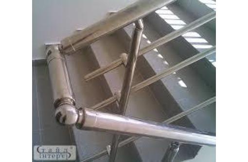 Изделия из нержавеющей стали - Металлические конструкции в Севастополе
