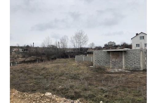 Продается участок с недостроем, СТ Родник, фото — «Реклама Севастополя»