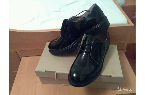 Продам мужские кожаные туфли, фото — «Реклама Севастополя»