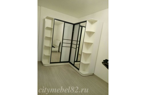 Шкафы-купе по индивидуальным проектам - Мебель на заказ в Севастополе
