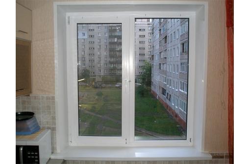 окна пластиковые по ценам производителя, фото — «Реклама Бахчисарая»