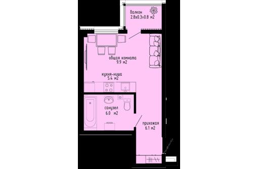 Новая  .кв. в Тихом Центре. 214 ФЗ - Квартиры в Севастополе
