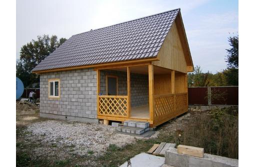 Продам новый дом 30 м2 на Жидилова - Дома в Севастополе