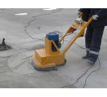 Шлифовка бетона, бетонных полов в Крыму - Напольные покрытия в Евпатории