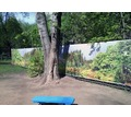 Временное ограждение для стройки - баннерная сетка - Заборы, ворота в Евпатории