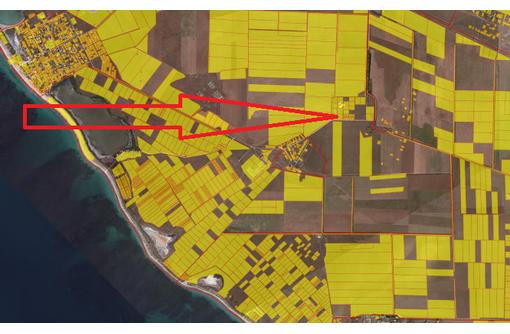 Продам земельные участки в районе п. Штормовое (с. Хуторок), фото — «Реклама Евпатории»