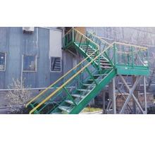 Внутренние и наружные металлические лестницы – изготовление и монтаж. - Лестницы в Севастополе