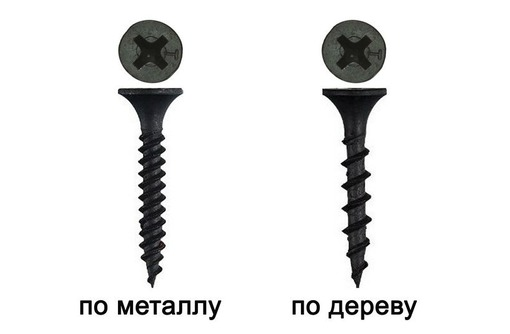 Саморезы для гипсокартона Севастополь, фото — «Реклама Севастополя»