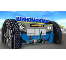 Вывеска любой сложности, Монтаж - Реклама, дизайн, web, seo в Севастополе