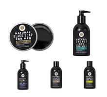 Новая серия крымской косметики «Для мужчин» шампуни, мыло, гели - Косметика, парфюмерия в Ялте