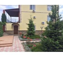Сдается элитный дом 264кв.м. 3этажа, Фиолент, сауна, бассейн, барбекю - Аренда домов, коттеджей в Севастополе