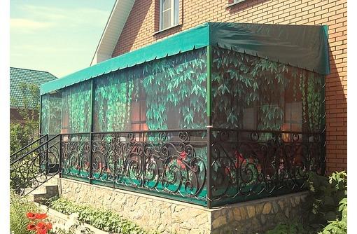 Москитная сетка или штора для беседки, дачи - Окна в Севастополе
