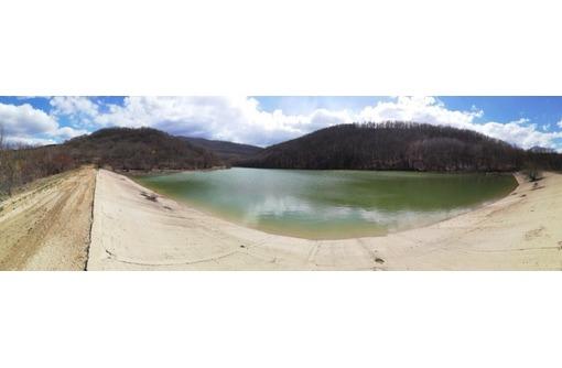 Продам участок сельскохозяйственного назначения у озера с. Высокое Бахчисарайского района 1,6 га, фото — «Реклама Бахчисарая»