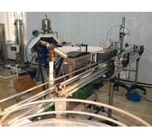 Линия розлива газ.воды и напитков ПЭТ-тару, 600 б/час - Продажа в Симферополе