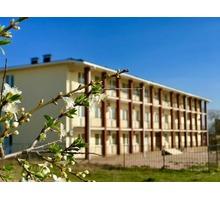 Отель - Межводное =1413 кв.м., 59 номеров, 16 сот, у моря, с ремонтом, 25 млн.руб. - Продам в Черноморском