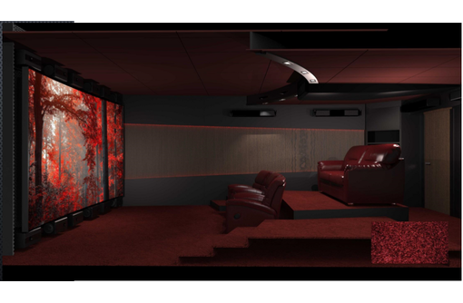 Домашний кинотеатр по Иммерсивной технологии - Прочая видеотехника в Севастополе