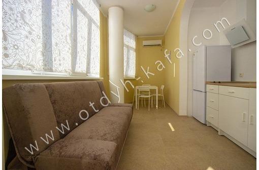 Проведите отдых на берегу моря в уютной квартире - Аренда квартир в Феодосии