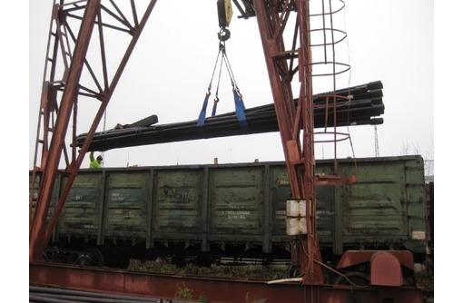 Железнодорожные грузоперевозки. - Грузовые перевозки в Севастополе