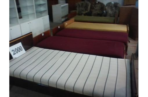 Кровати разные 14  моделей  . Комиссионка, фото — «Реклама Севастополя»