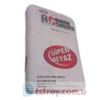 Белый цемент производство Турция 50 кг - Цемент и сухие смеси в Симферополе