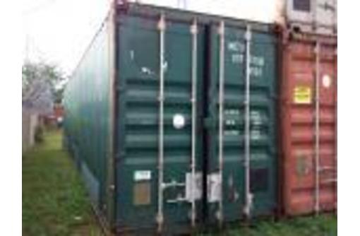 Куплю морские контейнера  20 и 40 футов - Инструменты, стройтехника в Севастополе