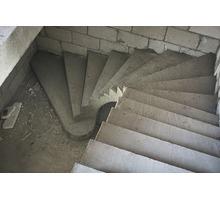 Бетонные и монолитные работы любой сложности. Заливка фундаментов, бетонные лестницы - Строительные работы в Феодосии