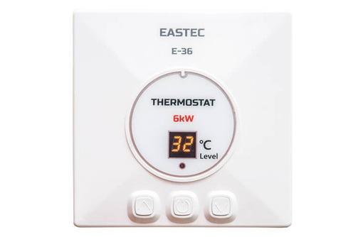 Терморегулятор для теплого пола EASTEC E-36 (накладной 6 кВт), фото — «Реклама Севастополя»