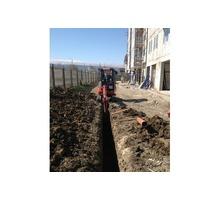 Проектирование сетей водоснабжения и водоотведения, расчет баланса - Проектные работы, геодезия в Феодосии