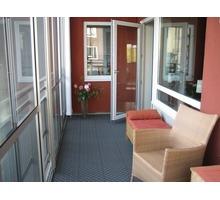 Внутреннее и наружное утепление и отделка, вынос балконов - Балконы и лоджии в Ялте