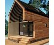 Изготавливаем пляжные домики из дерева, фото — «Реклама Севастополя»