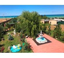 Отель у Моря с бассейном - отдых в Крыму, Береговое - Гостиницы, отели, гостевые дома в Евпатории