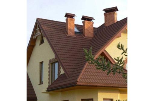 Крыши   любой  сложности,  качественно,  профессионально, фото — «Реклама Севастополя»