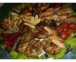 Мясо на вертеле.Плов.Мангал-меню.Севастополь .Крым.., фото — «Реклама Севастополя»
