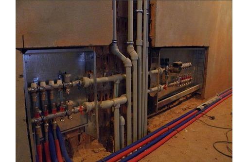 Отопление,  водопровод, канализация - качественно,  недорого, фото — «Реклама Севастополя»