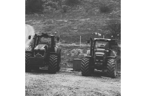 Обработка сельскохозяйственных земель в Крыму, аренда сельскохозяйственных тракторов в Крыму - Сельхоз техника в Севастополе