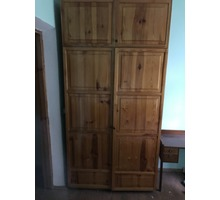 Продам шкаф из натурального дерева в хорошем состоянии - Мебель для спальни в Ялте