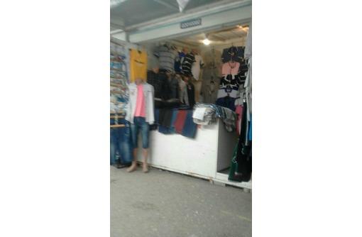 Продам ларек, рынок Юмашева, вещевой ряд., фото — «Реклама Севастополя»