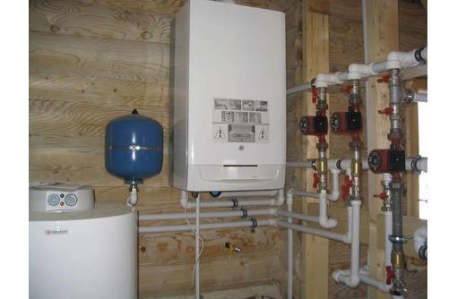 САНтехработы  отопление ,  водопровод,  канализация - качественно,  недорого, фото — «Реклама Севастополя»